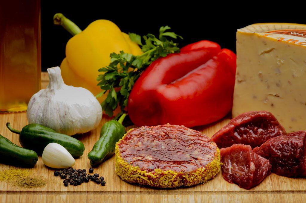 Bodegón Gastronomía, Productos Gastronómicos