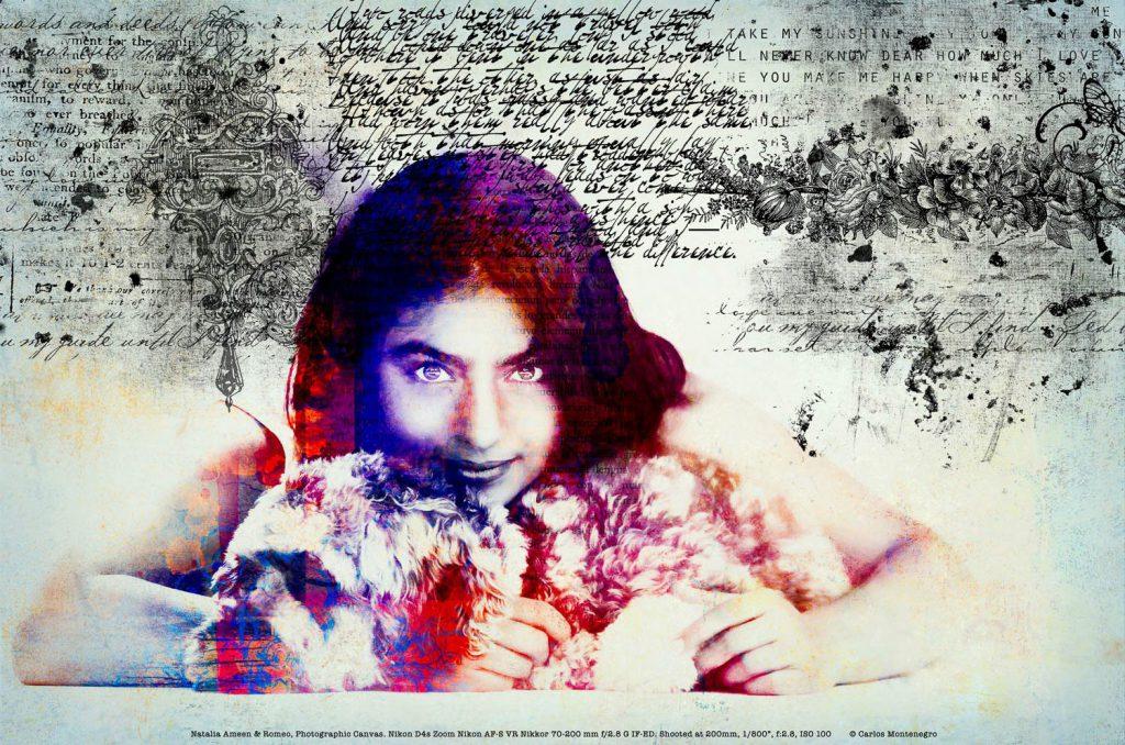 Retrato Pictórico, Fotografía de Bellas Artes, Cuadros